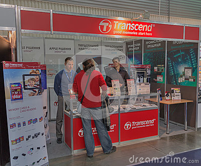 Transcend company booth at cee 2015 the largest for Largest craft shows in the us