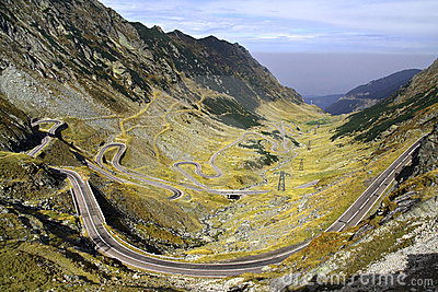 Transfagarasan - best road in the world