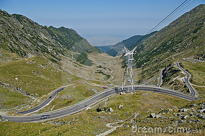 Transfagarasan, best road in the world