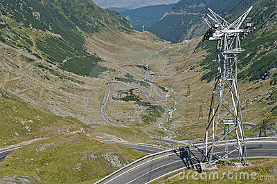 Transfagarasan, best road in the world