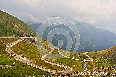 Transfagarasan Road