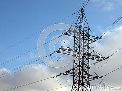 Transferência de energia elétrica