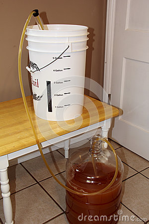 Transferring a Rye Pale Ale to the secondary