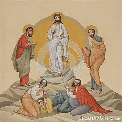 Free Transfiguration Stock Photo - 23076200
