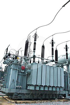 Free Transformer Stock Image - 24424881