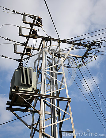 Transformers and distribution of electrical energy