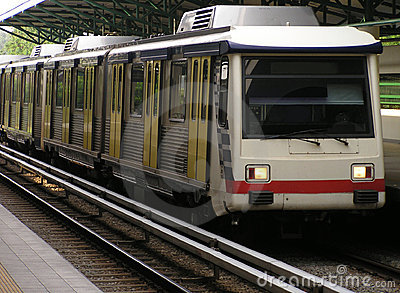 Transite el tren