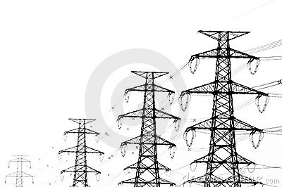 Transmit electricity