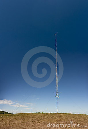 Transmitting antenna