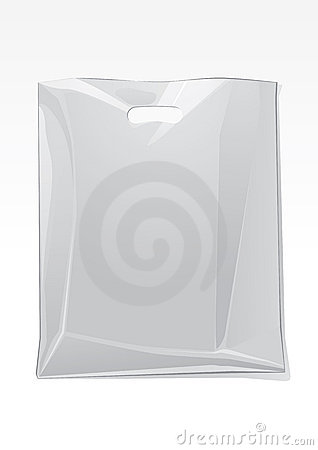Transparent Bag Royalty Free Stock Photography - Image: 15601217