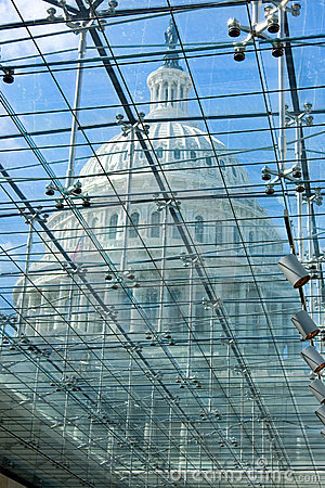Free Transparent Glass Ceiling Royalty Free Stock Photos - 13152218