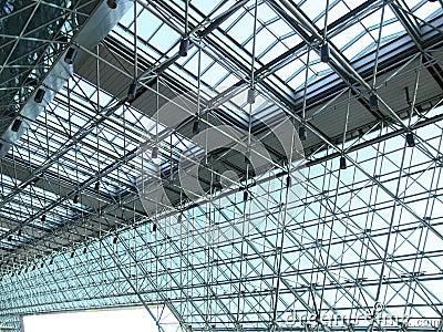 Transparent rooftop
