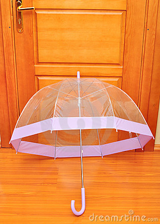 Free Transparent Umbrella Royalty Free Stock Photo - 15303575