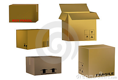 Transport boxes