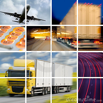 Free Transport Concept Royalty Free Stock Photography - 2641687