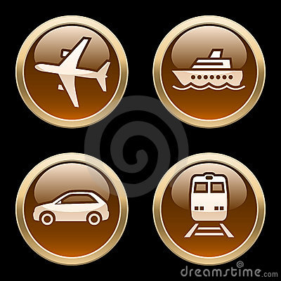 Transport icons / buttons 2