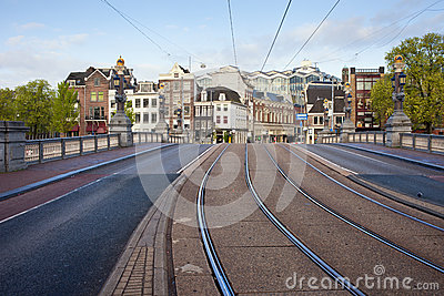 Transport Infrastructure in Amsterdam
