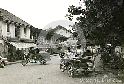 Transport in Lao