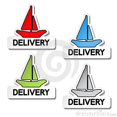 Transport pointers - ship delivery