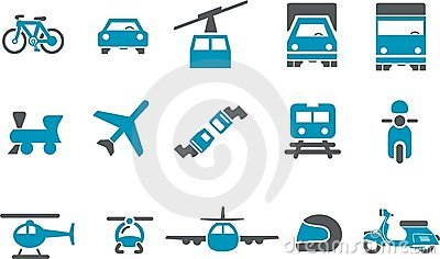 Transport réglé de graphisme