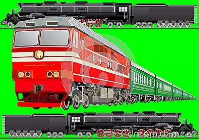 Transport railways