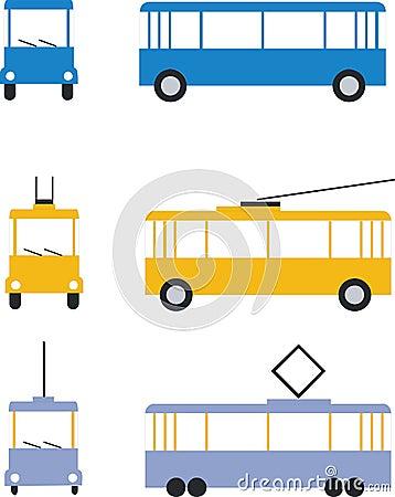 Transport set color 01