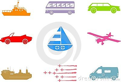 Transport shapes