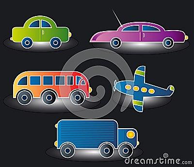 transport, vector