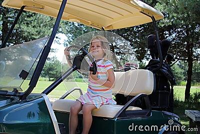 Transportador do golfe
