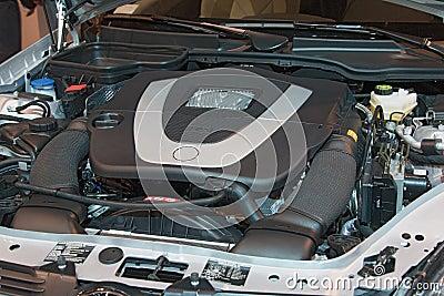 Transportation auto show engine