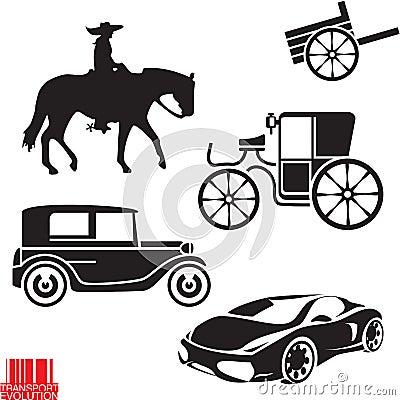 Transportation evolution