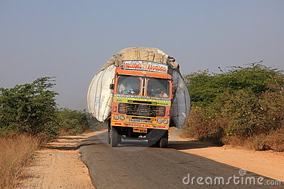 Transportation In India Stock Photos - Image: 18460243