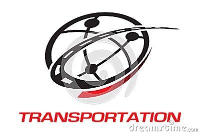 Transportation logo