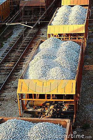 Transportation by rail