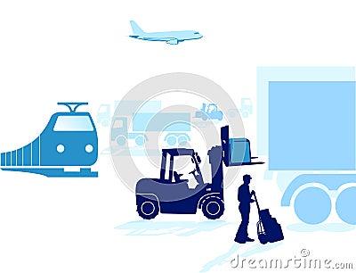 Transportation, shipping