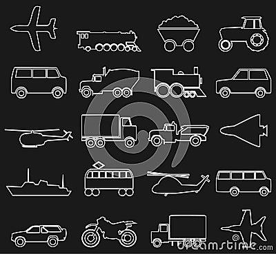 Transporte icons3