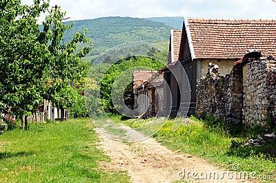 Transylvania Mountain Village