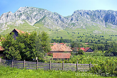 Transylvania scene