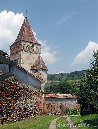 Transylvanian Fortified Church