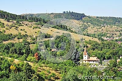 A transylvanian village
