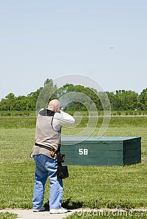 Free Trap Shooting Stock Photo - 2504130
