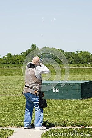 Free Trap Shooting Stock Photo - 2504140