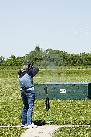 Free Trap Shooting Stock Images - 2504174