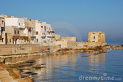 Trapani (Ligny tower)