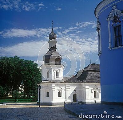 Trapezna church.