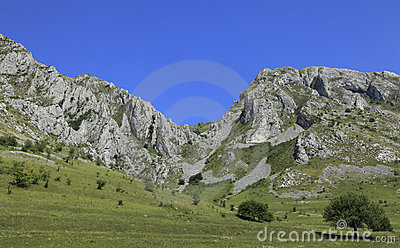 Trascau Mountains