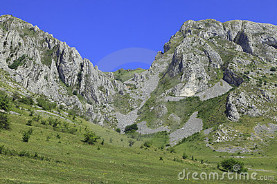 Trascau Mountains