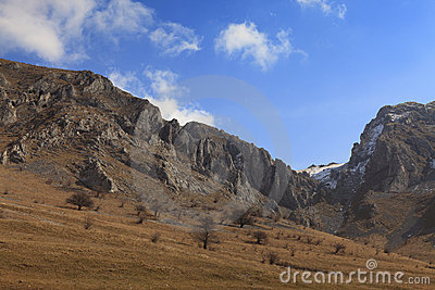 Trascau Mountains,Romania