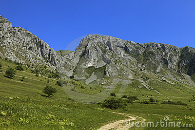 Trascau Mountains,Transylvania,Romania