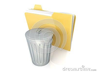 Trashed document